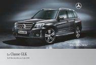 14 - GLK:Tarifs - Sitesreseau.mercedes.fr - Mercedes-Benz France