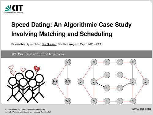 dating case study