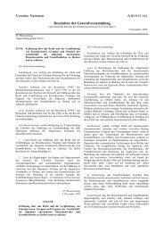 Erklärung über das Recht und die Verpflichtung von Einzelpersonen ...