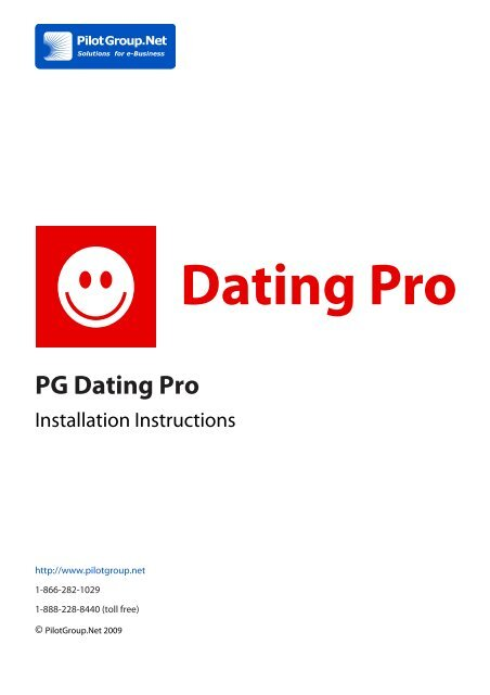 dating toll free number