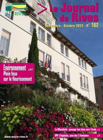 Environnement Environnement - Ville de Rives