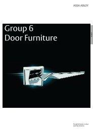 Door Furniture Part 1 - Assa Abloy