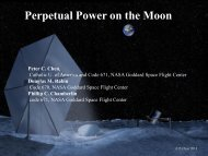 A new concept for a telescope on the Moon - NASA Lunar Science ...