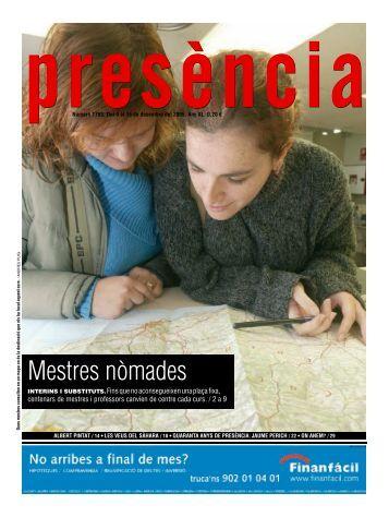 Mestres nòmades - VilaWeb