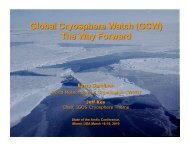 Download PDF (1.77 MB) - State of the Arctic 2010