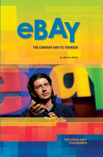 EBAY: The Company and its Founders - Sharyland ISD