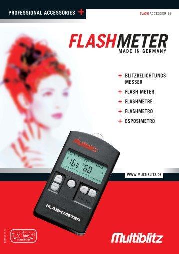 Flashmeter - Jupiter