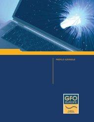 CATALOGO GOMA definitivo - Gfo Europe S.p.A.
