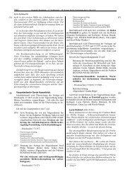 Protokollauszug vom 06. Mai 2010 - Aktion Bleiberecht