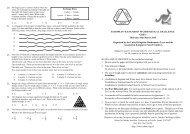 UKMT UKMT UKMT - United Kingdom Mathematics Trust ...