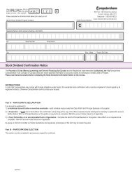 to complete the enrollment form - Enerplus