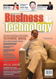 Ap-2012-09 - Asia-Pacific Business and Technology Report