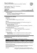 Bayer CropScience - Star Agro Analyse und Handels GmbH - Page 4
