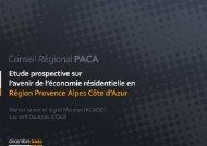 Le Rapport final - CRESS PACA