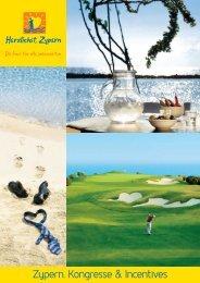 Zypern. Kongresse & Incentives - Cyprus Tourism Organisation