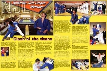 Clash of the titans - Judo Galery 4 All................
