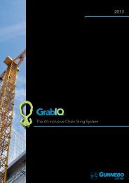 GrabiQ Catalogue 2013 - Gunnebo Industries