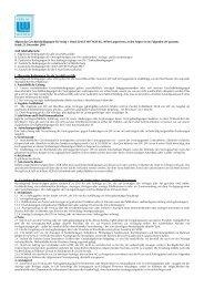 Allgemeine Geschäftsbedingungen für LW Lawie 23.12.2010
