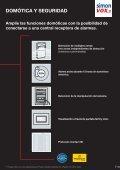 a central receptora de alarmas - Simon - Page 3