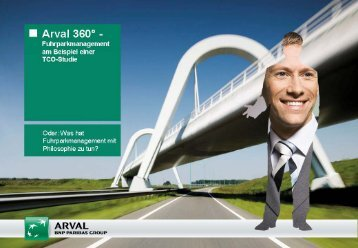 I Arval 360° -