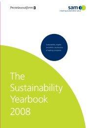 The Sustainability Yearbook 2008 - Sustentabilidad.uai.edu.ar