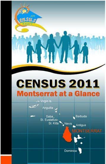 Census 2011 - Government of Montserrat