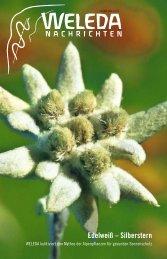 Edelweiß – Silberstern - Weleda