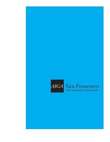 AIGA San Francisco