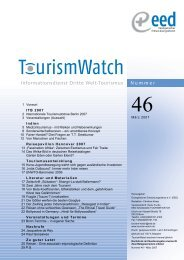 PS - Tourism Watch