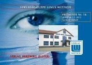 VERLAGSGRUPPE LINUS WITTICH VERLAG HERZBERG ...