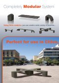 The Only Modular Granite Bench System - Page 4