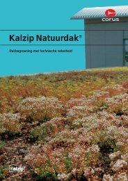 Kalzip Natuurdak - Welkom op de website van Tata Steel Bouw