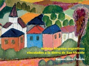 Artistas hispano-argentinos - Sociedad Central de Arquitectos