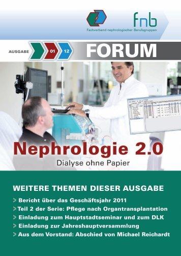 15. März 2012 ABGABE- SCHLUSS - Fachverband Nephrologischer ...