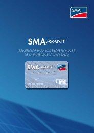 Beneficios para los profesionales de la energía fotovoltaica - SMA