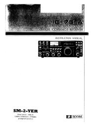 Icom IC-751A - n7tgb