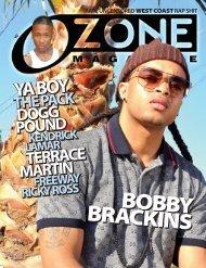 BOBBY BRACKINS BOBBY BRACKINS - Ozone Magazine