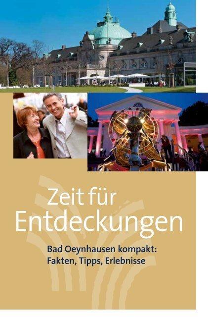 Fakten, Tipps, Erlebnisse - Bad Oeynhausen