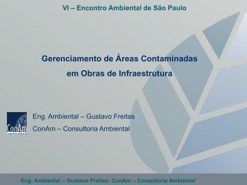 Veja aqui a apresentação de Gustavo Freitas - SEESP