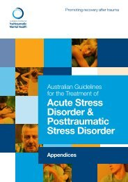 Full Appendices - Guidelines