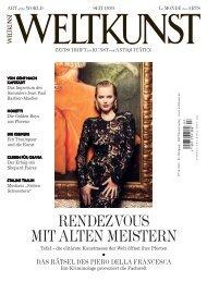 rendezvous mit alten meistern - Zeit Kunstverlag
