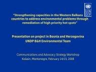 tuzla_ugljevik 203.63 Kb - Western Balkans Environment Programe