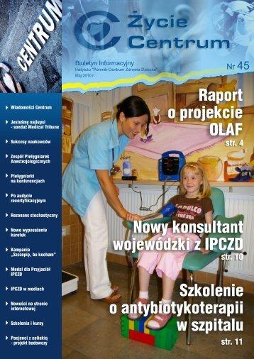 pobierz - Centrum Zdrowia Dziecka