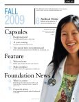 Impact - Fall Edition - Swedish Medical Center Foundation - Page 3