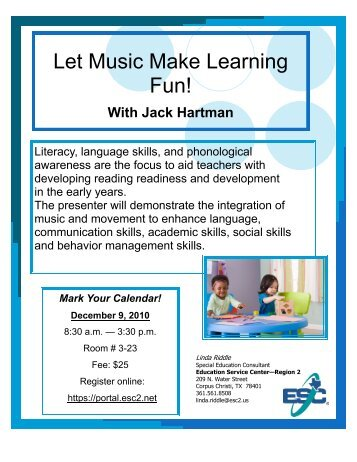 music in special education pdf