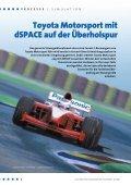 Simulation: dSPACE kooperiert mit Toyota Motorsport - Seite 2