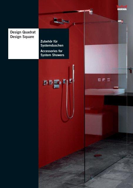 Design Quadrat Design Square - GLASMA SERVICE