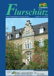 Ausgabe 145 vom 19.05.2007 - Gemeinde Morsbach