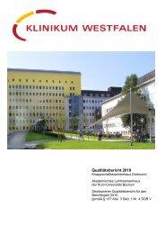 Qualitätsbericht, Knappschaftskrankenhaus Dortmund [260591619]