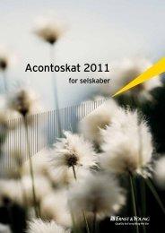 Acontoskat 2011 - Ernst & Young